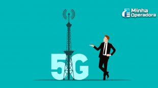Novo recorde: Rede 5G atinge velocidade de 5 Gbps