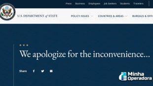 Página sobre a 'Rede Limpa' é retirada do ar após posse de Biden