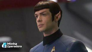 Spock aparece no mais novo comercial da Paramount+
