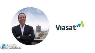Viasat anuncia novo diretor responsável pela operação no Brasil