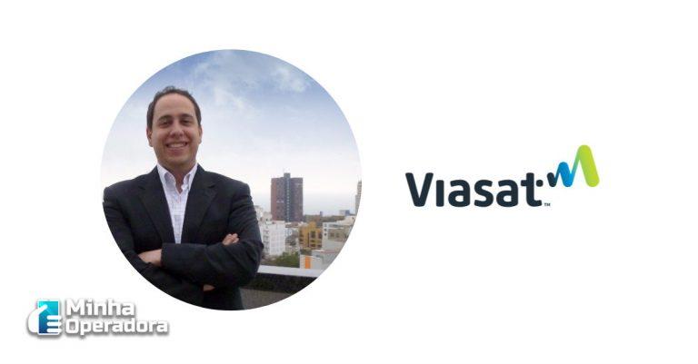 Viasat anuncia novo diretor responsável pelas operações no Brasil