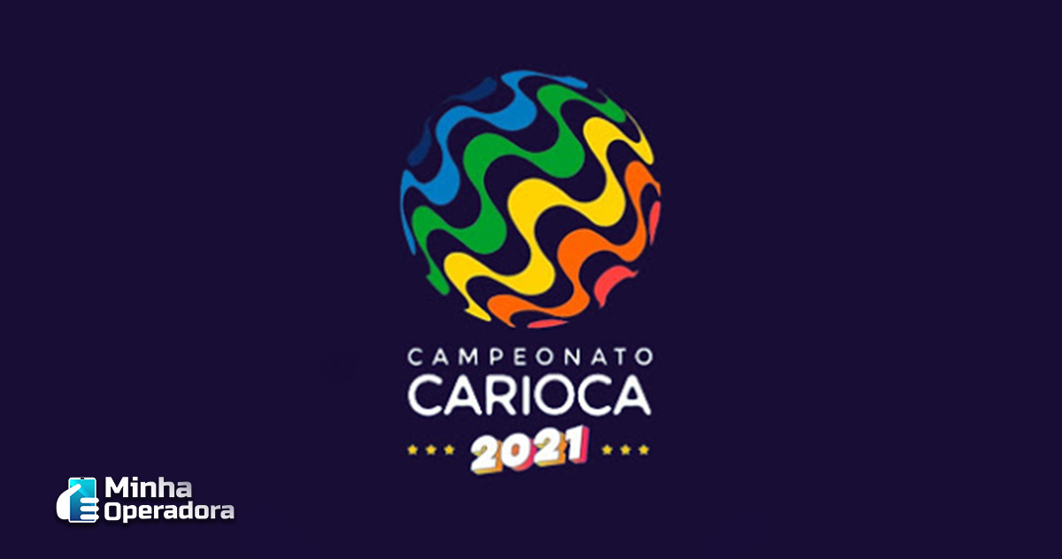 Logotipo Campeonato Carioca 2021