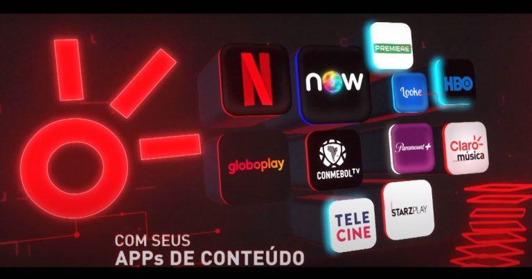 Claro Box TV ganha primeiro comercial