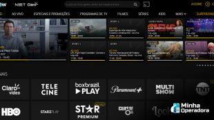 NOW, da Claro net, e Samsung TV Plus ganham mais canais