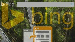 Como remover redirecionamento para o Bing no Safari