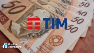 Ações da TIM estão entre as maiores altas da Bolsa nesta quinta