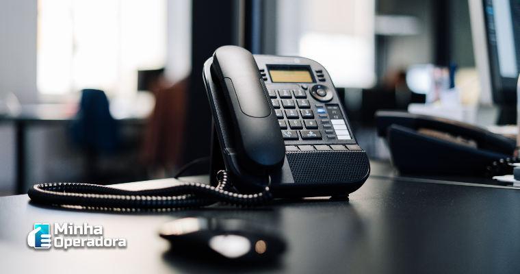 Anatel aprovou reajuste de preços nas tarifas de interconexão da telefonia fixa.