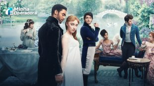 Bridgerton: Produção se torna a série mais assistida da Netflix