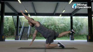 Canal que ensina a fazer exercício em casa estreia no Looke