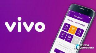Cliente pré da Vivo poderá utilizar créditos para fazer compras