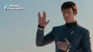 Comercial do Paramount+ tem até Spock dançando