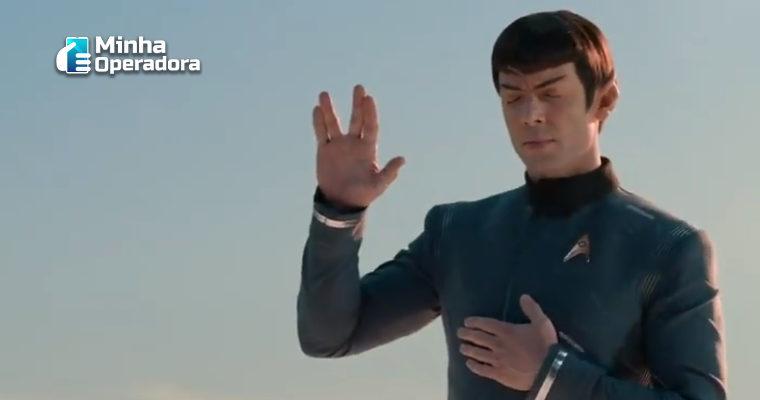 Spock dançando em novo comercial do Paramount+