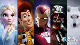 Disney+ conquista marca de 95 milhões de usuários