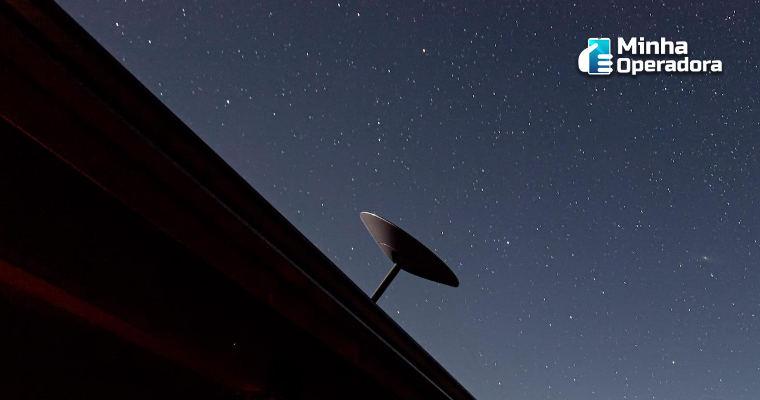 Internet via satélite da Starlink pode chegar em breve ao Brasil