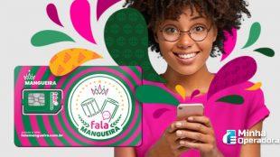 Mangueira anuncia lançamento de operadora de celular