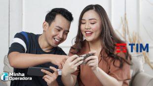 TIM confirma parceria com Play2Pay para bonificar clientes
