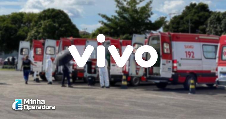 Vivo doou equipamentos médicos para que Amazonas enfrente a crise na saúde pública.