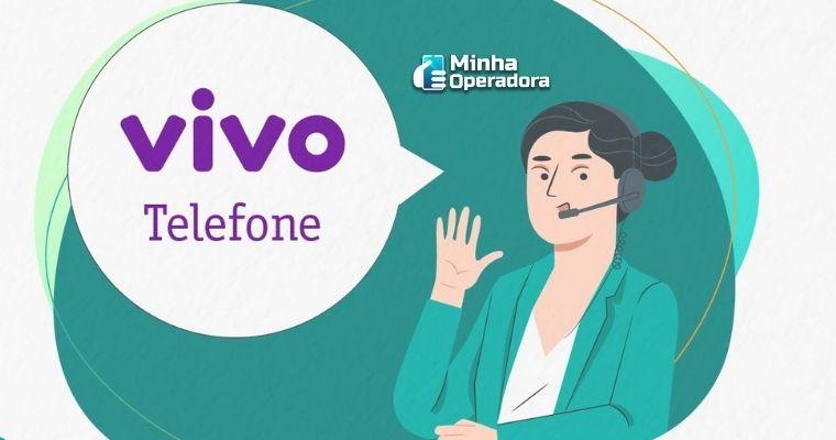 Ilustração de uma atendente de telemarketing.