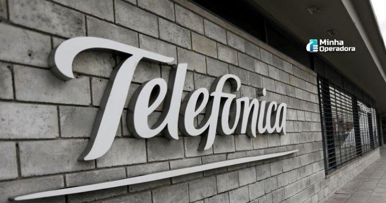 Fachada do prédio da Telefónica