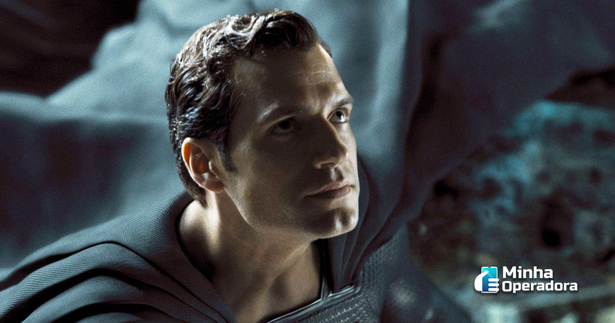 """Cena do """"Snyder Cut"""", versão com a visão do diretor Zack Snyder para o filme """"Liga da Justiça"""", de 2017."""