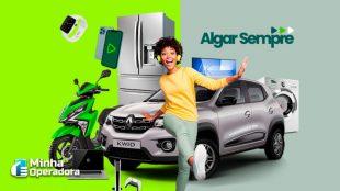 Algar Telecom lança programa que oferece sorteios de prêmios