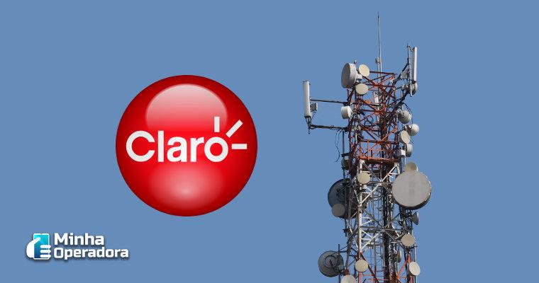 Anatel converte multa da Claro em obrigação de expansão do 4G