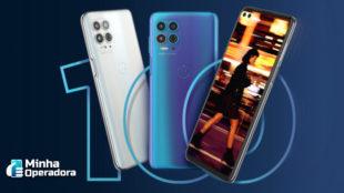 Claro, Vivo e TIM passam a comercializar novo celular 5G