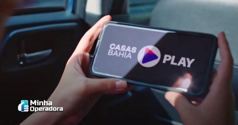 Clientes da Casas Bahia ganham 3 meses grátis do Paramount+