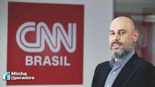 Douglas Tavolaro deixa o cargo de CEO da CNN Brasil