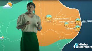 Em nova campanha, Oi Fibra alfineta Brisanet: 'cuidado com essa Brisa'