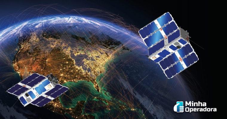 Empresas americanas fecham acordo para desenvolver 5G espacial