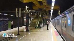 Metrô do Rio de Janeiro passa a ter cobertura móvel das operadoras