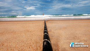 Novo cabo submarino que liga América do Sul aos EUA é concluído