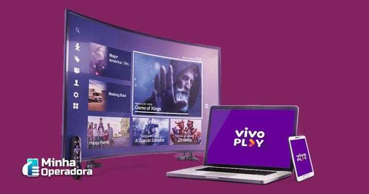 Novo canal entra na grade da Vivo TV