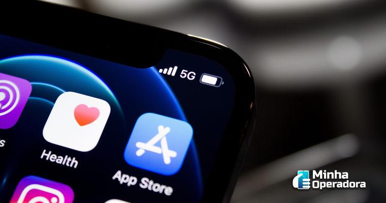 Verizon recomenda que usuários desliguem o 5G para economizar bateria