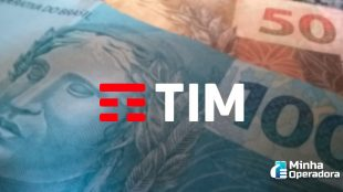 Sem revelar o motivo, TIM pretende pedir empréstimo de até R$ 4 bilhões