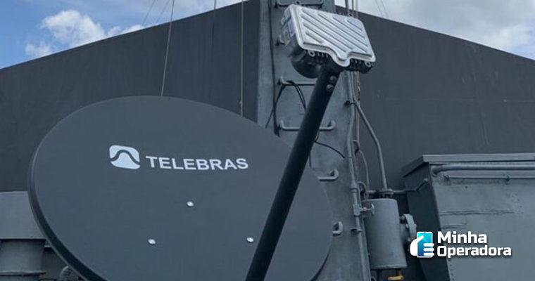 Telebras acumula prejuízo de R$ 106,2 milhões em 2020