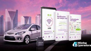 'Vivo Car' oferta 40GB mensais durante 1 ano por até R$ 49,90/mês