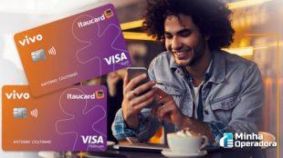 Vivo lança novo cartão de crédito com cashback de até 10%