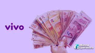 Vivo pagará juros sobre o capital próprio no valor de R$ 270 milhões