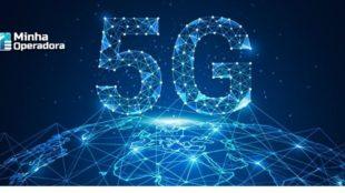 Logotipo do 5G.