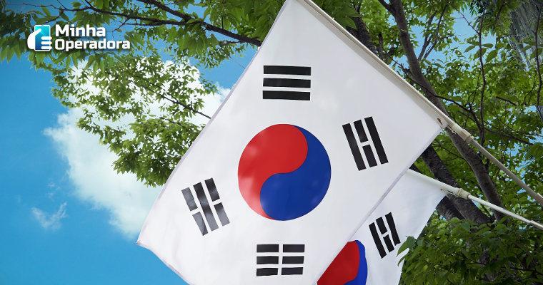 5G atinge velocidade média de 415 Mbps na Coreia do Sul