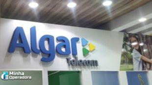 Logotipo da Algar Telecom