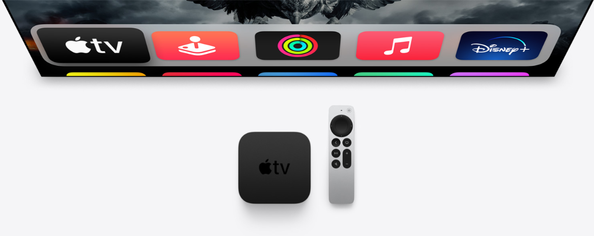 Nova Apple TV 4K