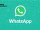 Logomarca do WhatsApp com fundo verde