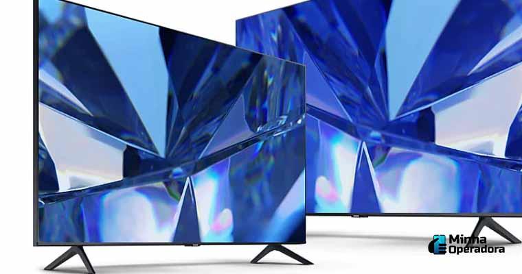 Smart TVs da Samsung