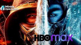 Imagem dividida entre o Scorpion e o Sub-Zero.