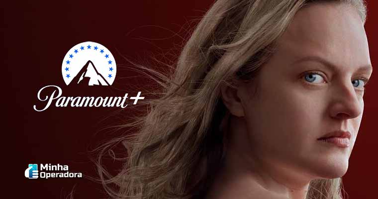 Cartaz da 4ª temporada de The Handmaid's Tale. Imagem: Divulgação Hulu/Estúdios Paramount