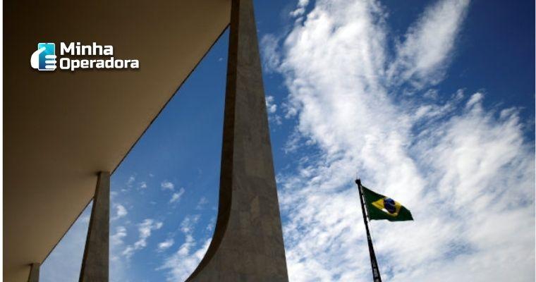 Imagem do Palácio do Planalto.