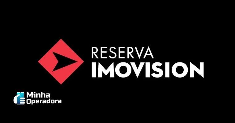 Logotipo da Reserva Imovision